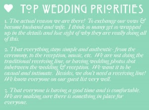 Wedding Planning Quotes and Sayings