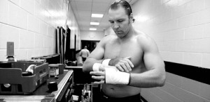 Dean Ambrose ready for fight