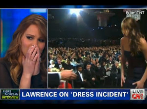 Jennifer Lawrence's Outrageous Quotes