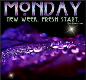 Monday, new week, fresh start myspace, friendster, facebook, and hi5 ...