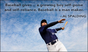 Famous Baseball Quotes Inspirational
