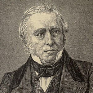 photograph of Thomas Babington (Lord Macaulay).