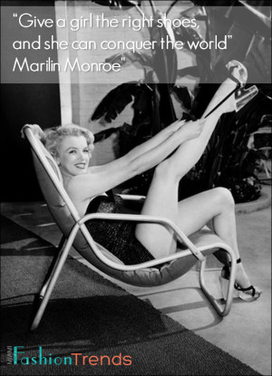 Marilyn Monroe Fashion Quotes Best quotes marilyn monroe