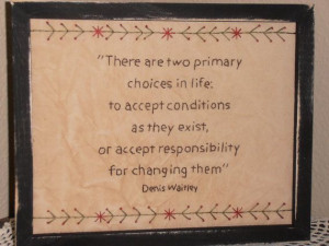 Primitive Stitchery Primary Choices Quote by PureCountryStitchery, $17 ...