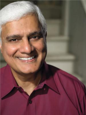 India. He was one of my professors in Grad school, Dr. Ravi Zacharias ...