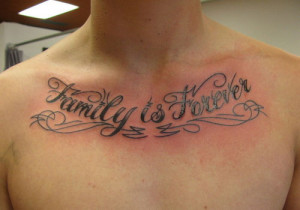 Popular Family Tattoo