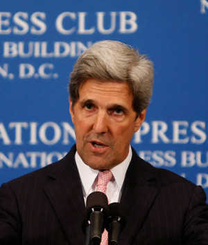 We are the Saudi Arabia of natural gas. Senator John Kerry, Democrat ...