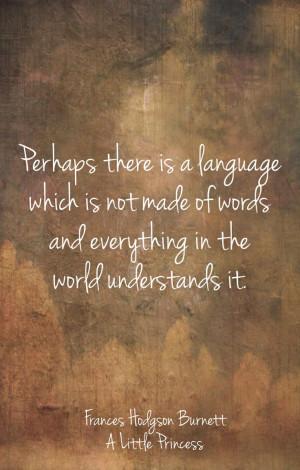 Little Princess quotes, Frances Hodgson Burnett wisdom...