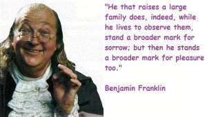 Benjamin franklin famous quotes 4