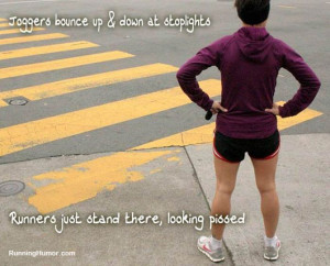 Running Humor » Funny Running Pictures » Pissed