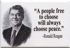FM040 - Ronald Reagan Quote