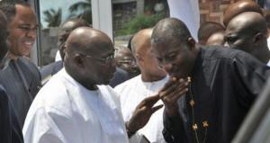 Photos: Sir Micheal Otedola's Burial In Epe, Lagos, Nigeria.