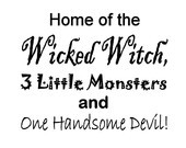 Wicked Witch Halloween Quote