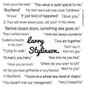Larry Stylinson