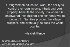 ... Isabel Allende #Quotesabouteducation #Quoteabouteducation www