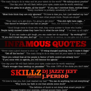 Skillz, DJ Jazzy Jeff and J. Period's Infamous Quotes mixtape drops ...