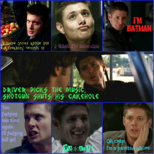 dean quotes supernatural - Google Search