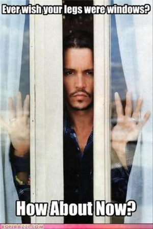 johnny depp, funny