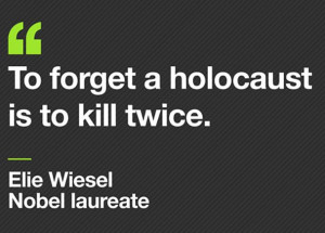 The work of professor, journalist and political activist Elie Wiesel ...