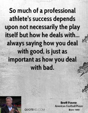 Athlete Quotes About Success