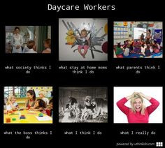 Daycare Humor