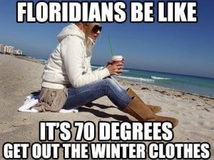 Floridians be like…