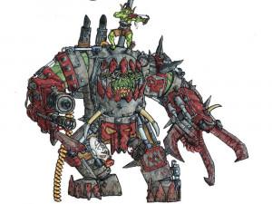 Dawn of Warhammer 40,000: Firestorm Over Kaurava
