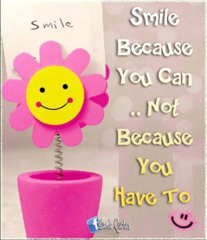 Smile Quotes And Sayings Smile And be Happy Quotes