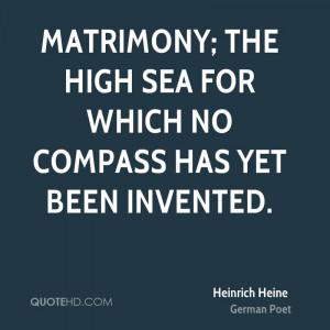 Heinrich Heine Quotes