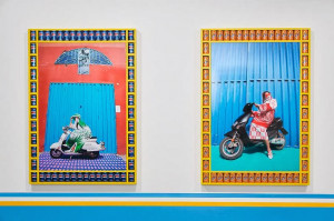 Hassan Hajjaj ' Kesh Angels Installation View
