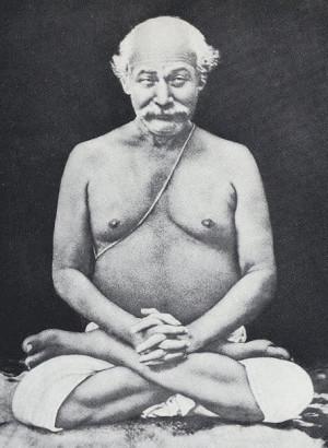 Lahiri Mahasaya Original Photo Lahiri mahasaya