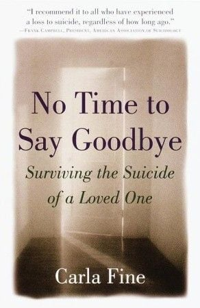 Suicide Goodbye Quotes | No Time to Say Goodbye: Surviving The Suicide ...