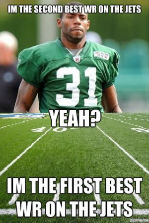 The Second Best WR On The Jets