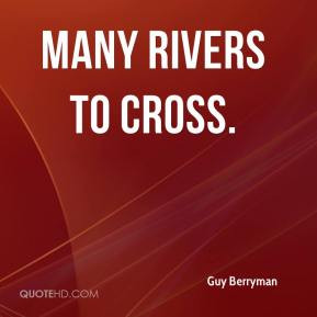 Guy Berryman - Many Rivers to Cross.