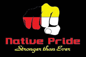 native pride stronger than ever