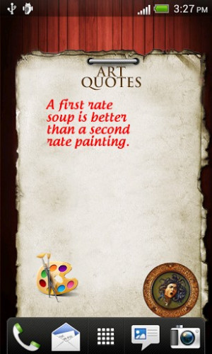 Art Quotes App For Android