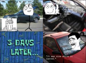 clean car 04 dec funny meme mix no comments