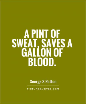 Sweat Quotes