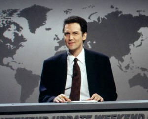 The Evolution of SNL's Weekend Update