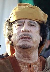 The Murder Gaddafi And War