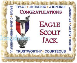 Boy Scouts Personalized Cub
