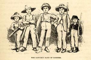 Flagler Reads Together: Huckleberry Finn , Chapter 2