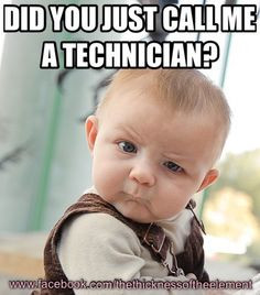 ... ll be a radiologic technologist....rad techs know what their doing
