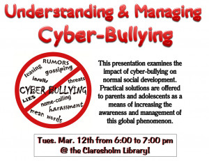 Bullying History Chasefear...