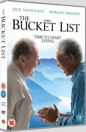 Morgan Freeman Bucket List Quotes