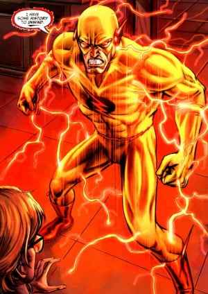 ... And Brian Buccellato Discuss Bringing Reverse-Flash Into The New 52