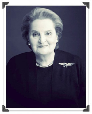 Madeleine Albright | No Country for Young Women