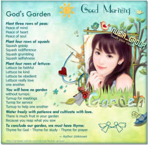 ... Group Poetry http://nubiagroup.blogspot.com/2012/06/gods-garden.html