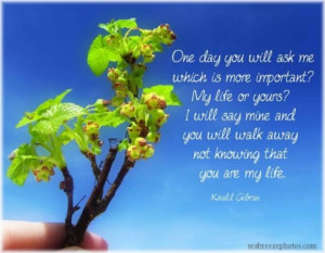 Kahlil gibran quotes on love