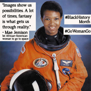 Back > Gallery For > Mae Jemison Quotes